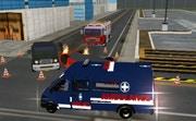 Ambulance Rescue Driver Simulator