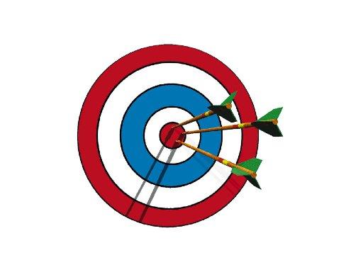 Bullseye Hit