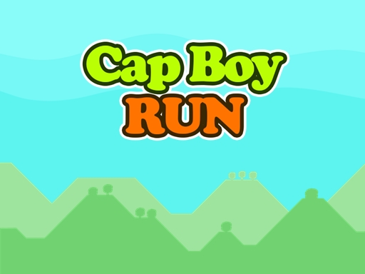 Cap Boy Run