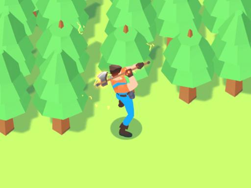 Idle Lumberjack 3D