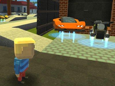 Kogama: Grand theft auto