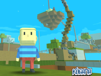 Kogama: Minecraft Sky Land