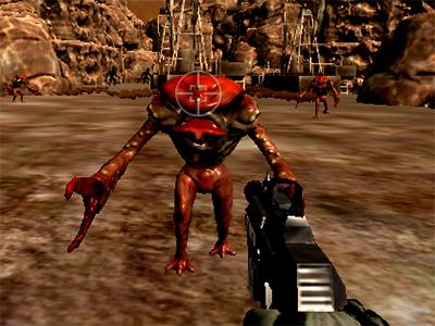 Mars Defence 2 : Aliens Attack
