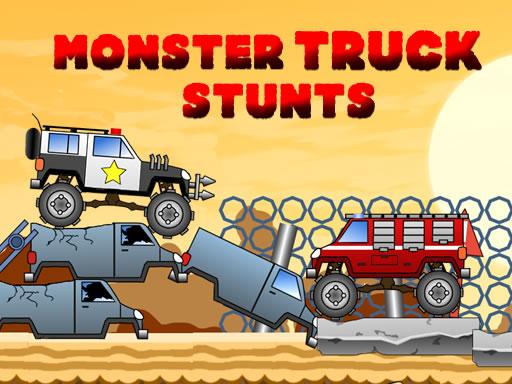 Monster Truck Stunts