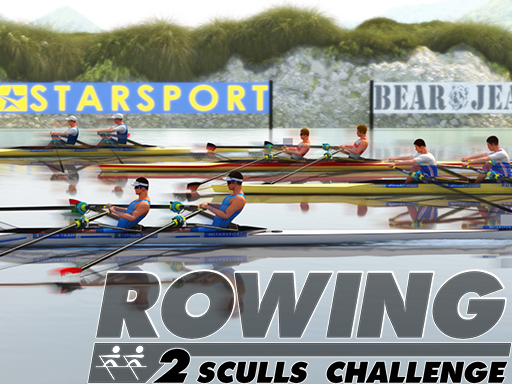 Rowing 2 Sculls