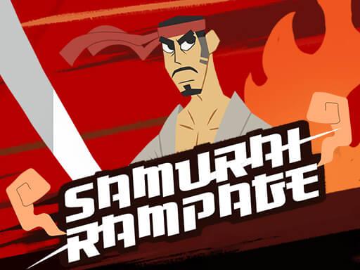 Samurai Rampage