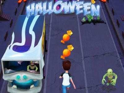 Subway Surf Halloween